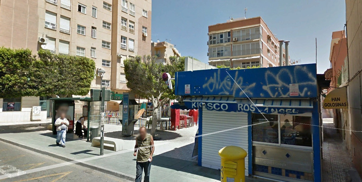 Ref7055 zapillo 3dor 2ba os cerca de la playa for Plaza de garaje almeria